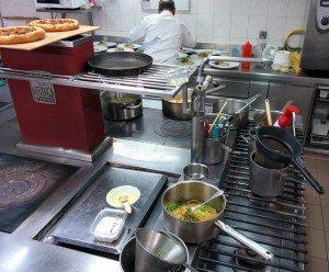 Cours de cuisine au Puits St Jacques à Pujaudran