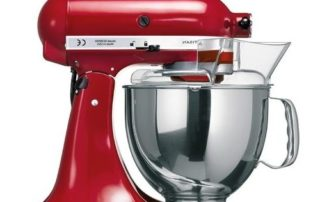 kitchenaid artisan rouge empire