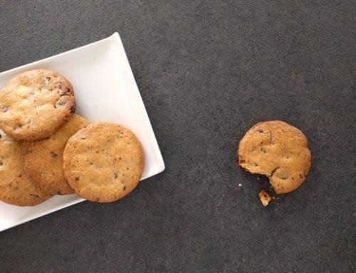 Recette des cookies au chocolat moelleux