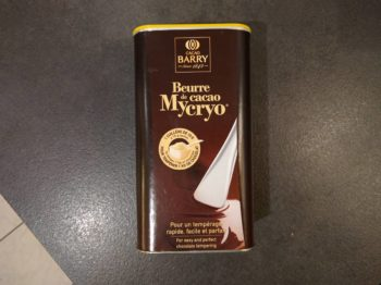 Utilisation du beurre Mycryo pour un tempérage facile et rapide