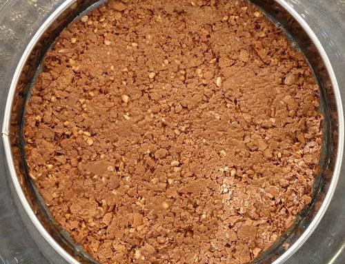 Recette biscuit croustillant pour fond de gateau et entremet