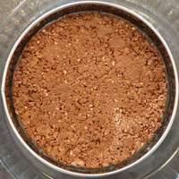 Laisse prendre la base du biscuit croustillant pour fond de gateau et entremet au réfrigérateur