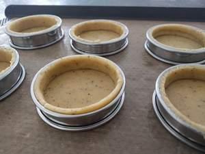 recette de la p te sucr e noisette pour tartes. Black Bedroom Furniture Sets. Home Design Ideas