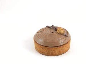 Tartelette au chocolat et chantilly au lait Alunga