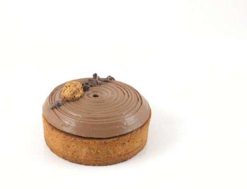 Recette tartelette au chocolat et chantilly chocolatée