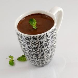recette du chocolat chaud la menthe. Black Bedroom Furniture Sets. Home Design Ideas