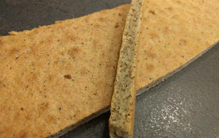 Biscuit Joconde Noisette