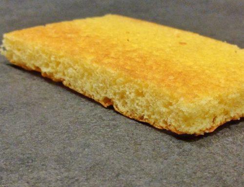 Recette biscuit madeleine pour entremet