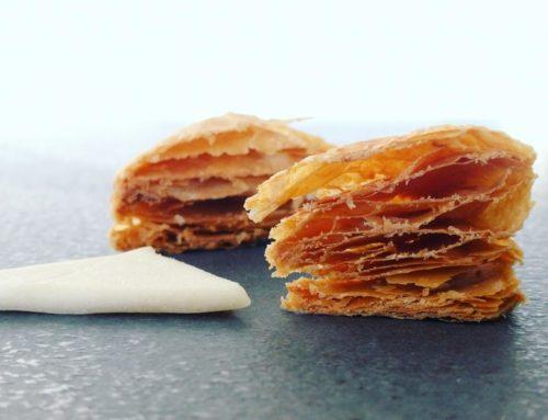 Recette pâte feuilletée inversée