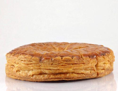 Recette de la galette des rois (frangipane & pâte feuilletée inversée)