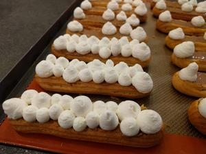 Pocher la chantilly mascarpone