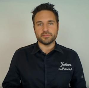 Vidéos cours de pâtisserie sur internet avec Johan (Le Meilleur Pâtissier M6)