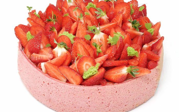 Recette de la charlotte aux fraises maison