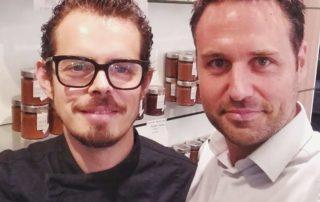 Et me voilà avec Thierry Court himself ;)