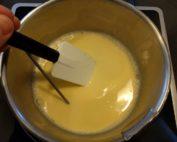 Recette de la crème anglaise