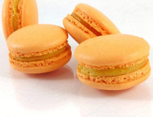 Recette macaron abricot