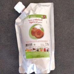 Purée de fruit Capfruit à l'abricot