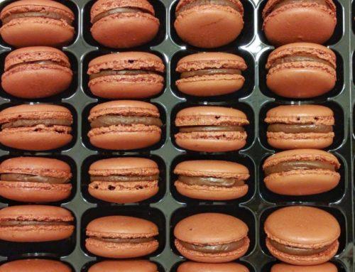 Recette macaron chocolat au lait