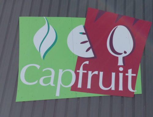 14/09/2017 : Visite chez le producteur de purées de fruits Capfruit