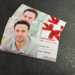 Carte cadeau cours de pâtisserie avec Johan