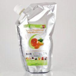 Purée de mandarine par Capfruit