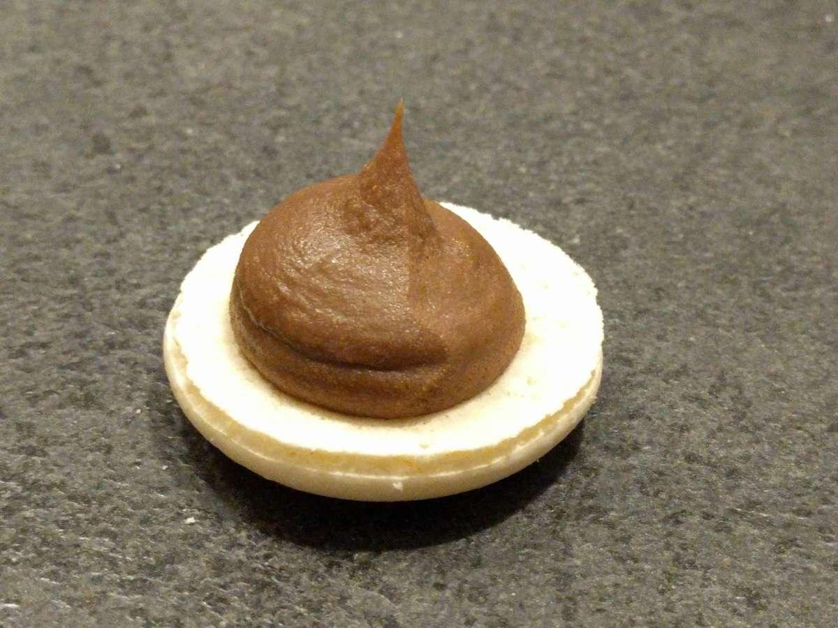 Recette de la ganache au chocolat lait