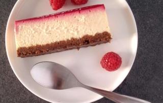 Recette facile du cheesecake aux fruits rouges
