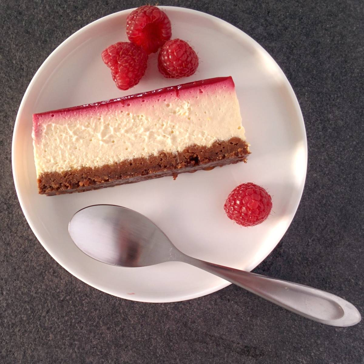 Recette facile du cheesecake aux fruits rouges