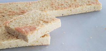 Biscuit Pain de gênes à la pistache