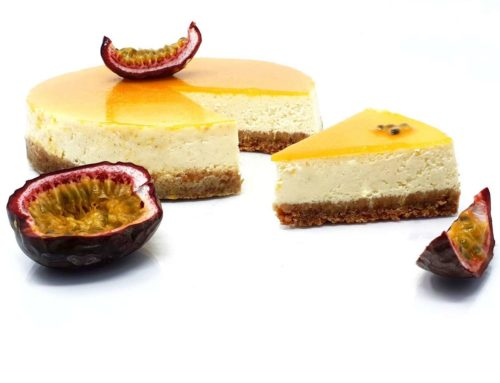 Recette du cheesecake fruit de la passion