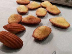 Démouler rapidement vos madeleines pour stopper la cuisson