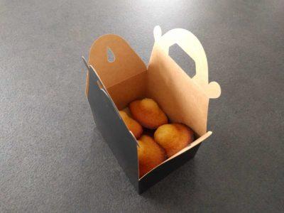 Suggestion de présentation pour offrir à vos amis (boites par Les Toques des Boites)