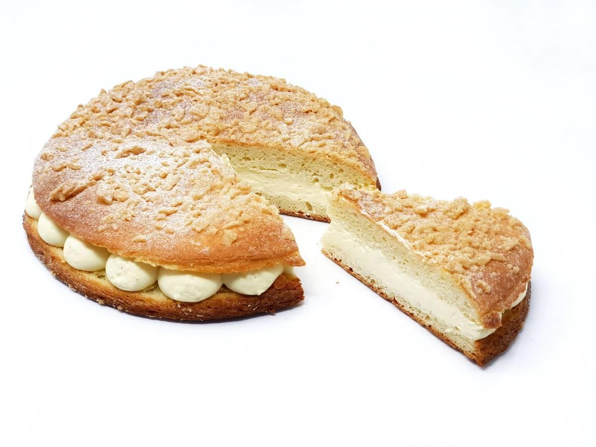 Recette de la tarte tropézienne
