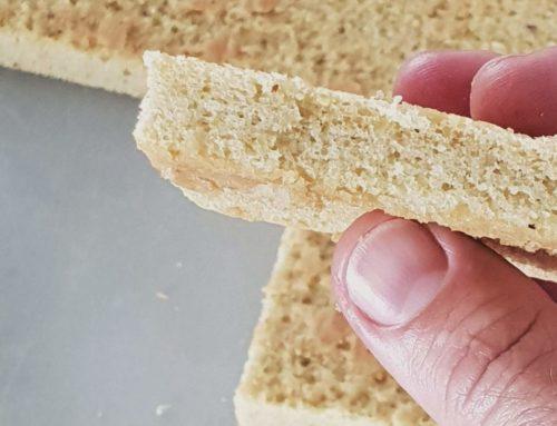 Recette du biscuit pain de Gênes