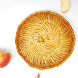 Recette de la tarte aux pommes traditionnelle