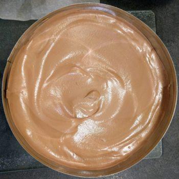 Recette de la mousse au chocolat au lait