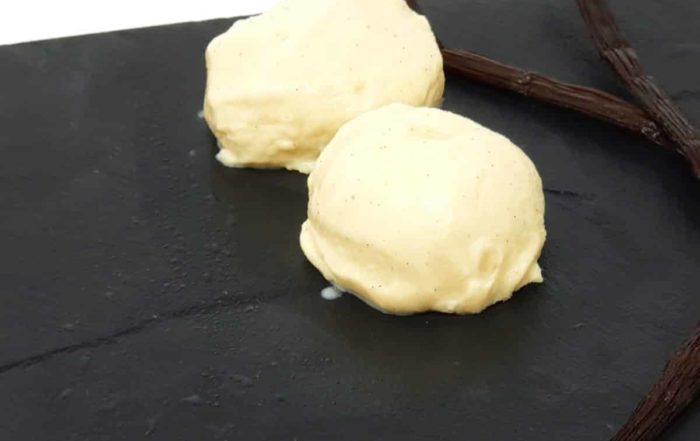 Recette de la glace vanille facile maison