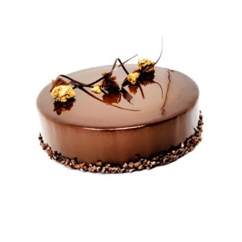 Royal Chocolat prêt à être dégusté !