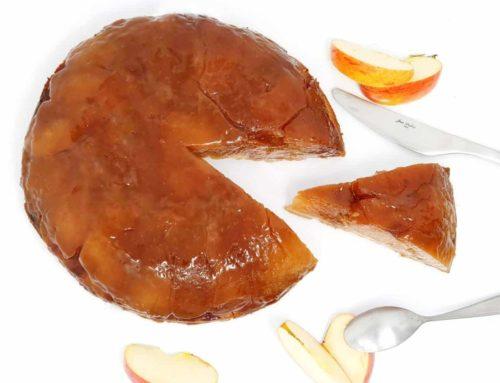 Recette de la tarte Tatin aux pommes bien caramélisées