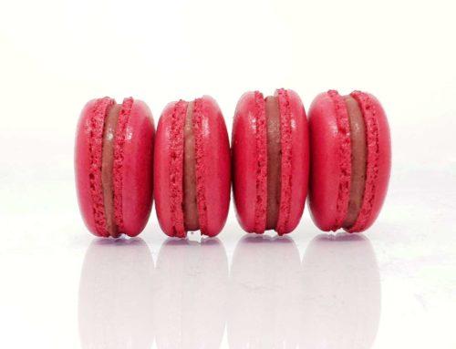 Recette macaron framboise