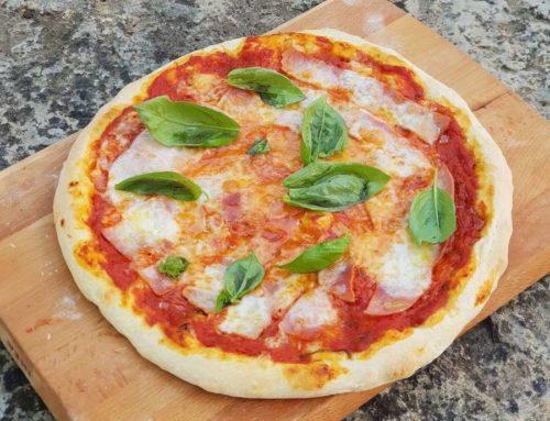 Recette de la pâte à pizza