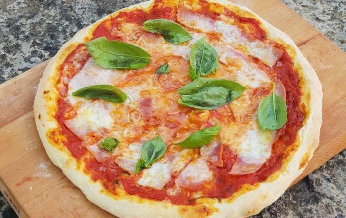 Recette de la pâte à pizza facile