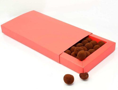 Recette de truffe au chocolat