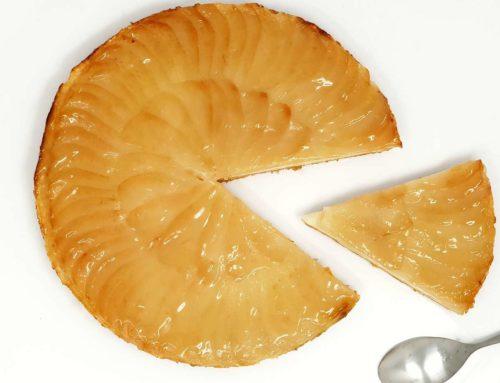 Recette de la tarte fine aux poires