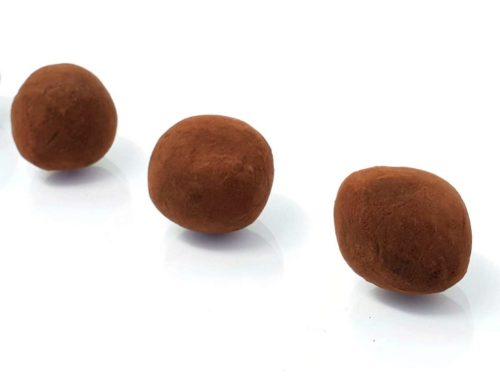 Recette des truffes Chocolat & Cannelle