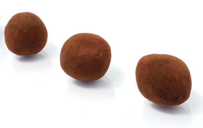 Truffe Chocolat Cannelle