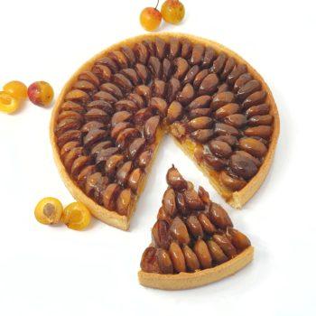 Recette de la tarte mirabelle traditionnelle