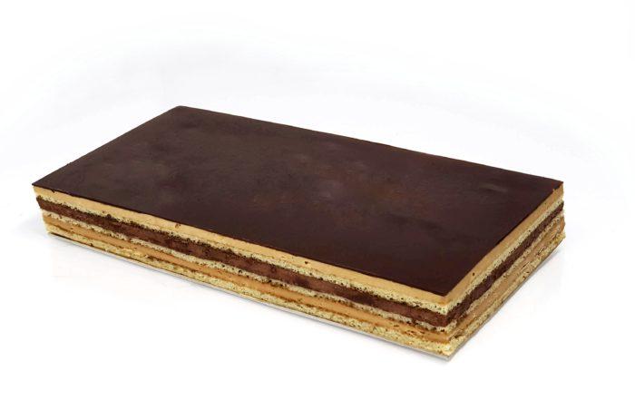 """Recette du gâteau """"Opéra"""""""