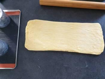 Abaisser votre détrempe en rectangle de 6 mm d'épaisseur environ