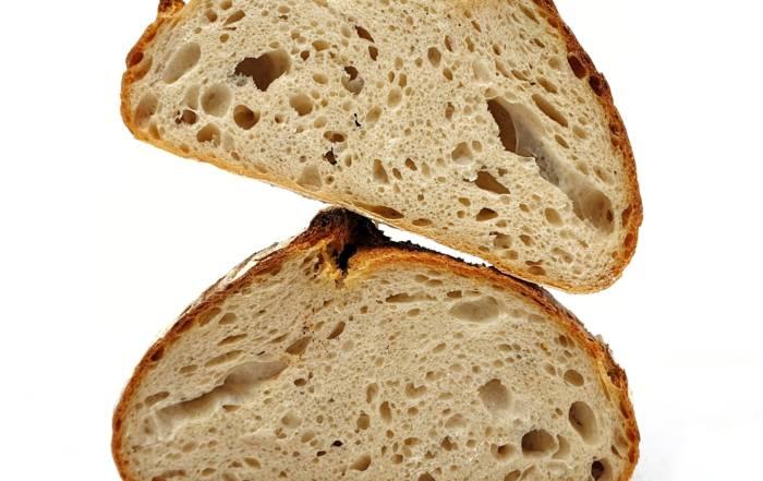 Recette du pain au levain